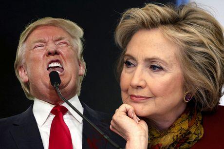 Ba Hillary Clinton vuot xa ong Donald Trump den 2 trieu phieu pho thong - Anh 1