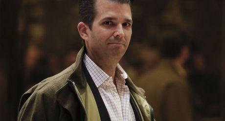 Con trai Donald Trump tim kenh hop tac Nga-My ve Syria - Anh 1