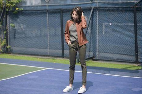 Fashionista Thu Anh va Dieu Ly: Cuoc chien nhan sac va phong cach nhung ngay dau Thu Ha Noi - Anh 5