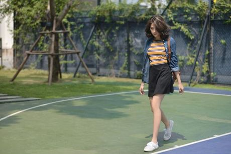 Fashionista Thu Anh va Dieu Ly: Cuoc chien nhan sac va phong cach nhung ngay dau Thu Ha Noi - Anh 6