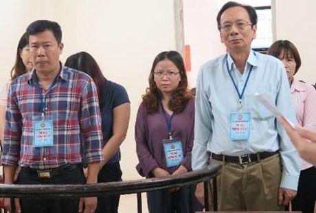 Nguyen Giam doc keu oan vi cho rang da lam het trach nhiem - Anh 1
