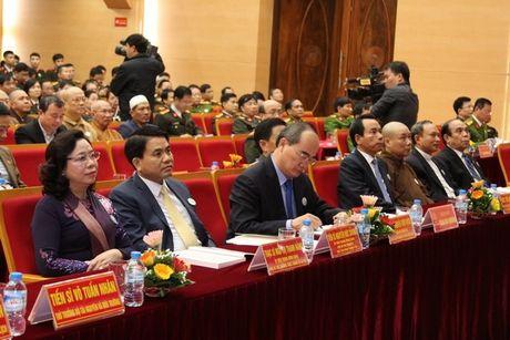 Hoi thao khoa hoc 'Bao ve moi truong tren dia ban Thanh pho Ha Noi trong tinh hinh moi, tam nhin 2025' - Anh 3