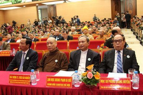 Hoi thao khoa hoc 'Bao ve moi truong tren dia ban Thanh pho Ha Noi trong tinh hinh moi, tam nhin 2025' - Anh 4