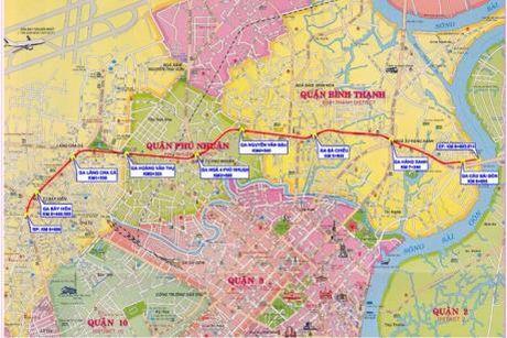 Tp. Ho Chi Minh tim von dau tu tuyen metro so 5 giai doan 2 - Anh 1