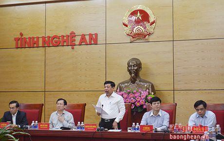 Nam 2016, Nghe An du kien co 25 chi tieu dat va vuot ke hoach - Anh 2