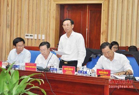 Nam 2017: Bo Tai chinh giao Nghe An thu ngan sach 10.587 ty dong - Anh 4
