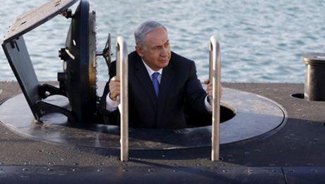 Israel dieu tra thuong vu mua tau ngam Duc - Anh 1