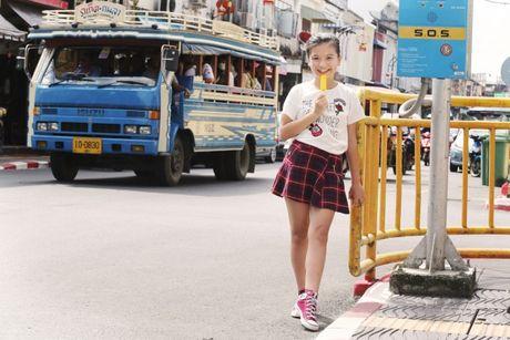 Team Noo Phuoc Thinh tao dang 'cuc chat' trong bo anh quang ba du lich Thai Lan - Anh 5
