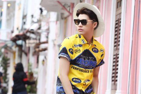 Team Noo Phuoc Thinh tao dang 'cuc chat' trong bo anh quang ba du lich Thai Lan - Anh 9