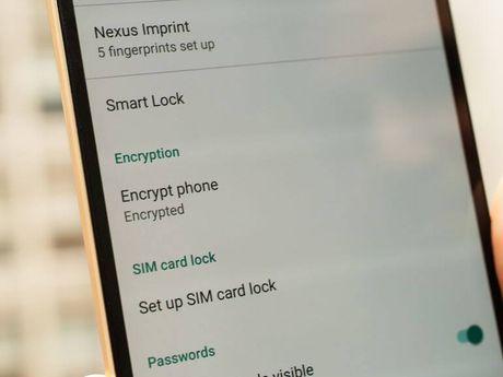 Lam the nao de ma hoa du lieu tren Android va iOS? - Anh 2