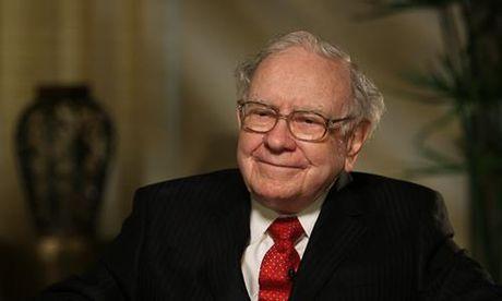 Warren Buffett co them hang ty USD nho Donald Trump - Anh 1