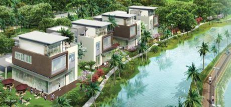 Khu biet thu cao cap Palm Garden – Noi mong den, chon mong ve - Anh 3