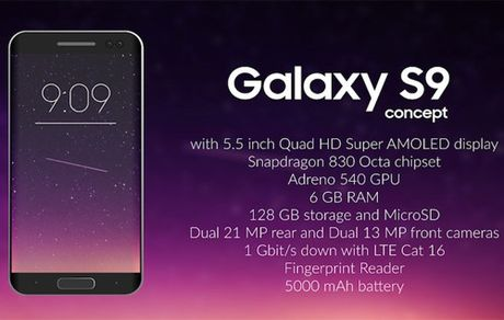 Galaxy S9 va Note 9 se dung am thanh Harman cao cap - Anh 1