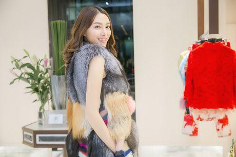 Le Ha 'gac show' de tham du Victoria's Secret fashion show 2016 - Anh 1