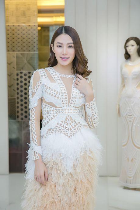 Le Ha 'gac show' de tham du Victoria's Secret fashion show 2016 - Anh 2