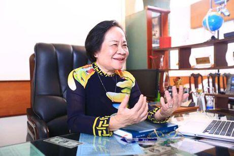 Duoc Hau Giang dong hanh cung nganh y qua 'Dac Nhiem Blouse Trang' - Anh 1