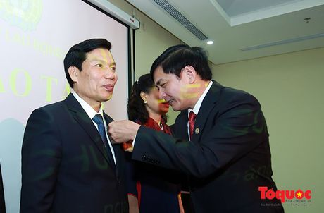 Tang cuong hop tac giua Bo VHTTDL va Tong Lien doan Lao dong Viet Nam - Anh 4