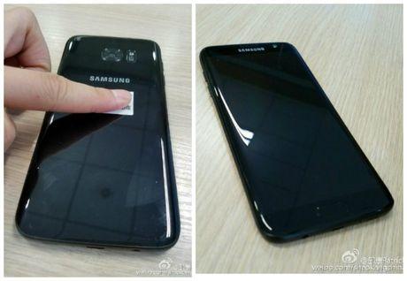 Samsung Galaxy S7 edge den bong lo anh thuc te - Anh 4
