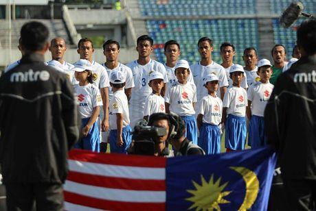 Tuyen Malaysia co the bi FIFA loai khoi AFF Cup 2016 - Anh 1