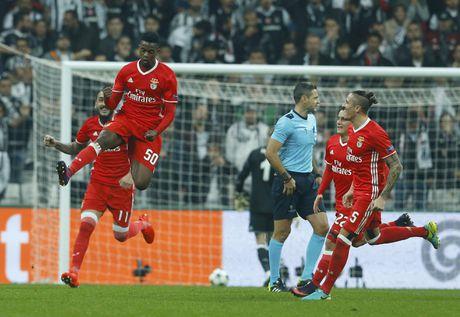 Bi dan 3-0, Besiktas go hoa nho nguoi hung Quaresma - Anh 4