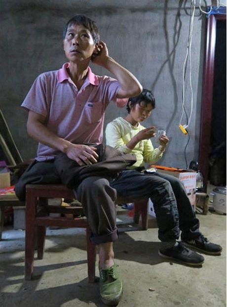 Cau be giong het Jack Ma gap rac roi vi bat ngo noi tieng - Anh 7