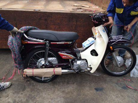 Honda Dream II hang hiem 140 trieu chua ban o Sai Gon - Anh 1