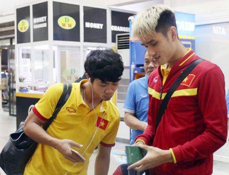 Tuyen Viet Nam da den Nay Pyi Taw de gap Campuchia - Anh 1