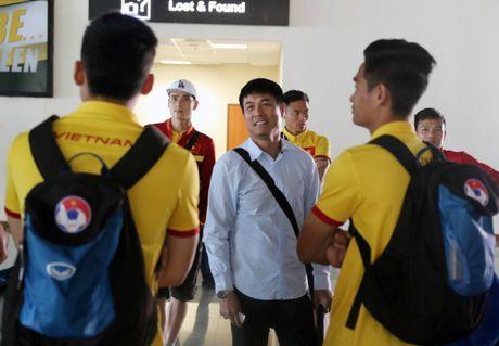 Tuyen Viet Nam da den Nay Pyi Taw de gap Campuchia - Anh 2