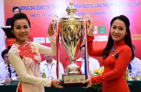 Binh Duong tim nguoi thay Trong Hoang, Cong Vinh o BTV Cup - Anh 1