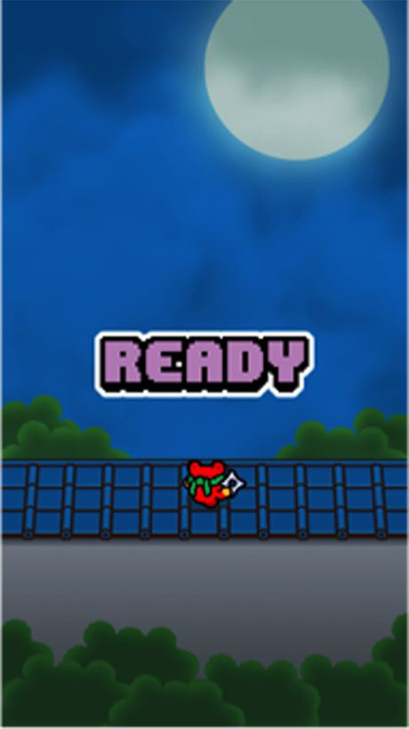 Sau Flappy Bird, Swing Copters, game 'Ninja Spinki Challenges' chao doi ngay 15/12 - Anh 1