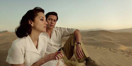 Phim cua Brad Pitt va nguoi tinh tin don gay chia re gioi phe binh - Anh 2