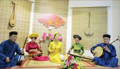 Mua dong xu Hue giua long Ha Noi - Anh 1
