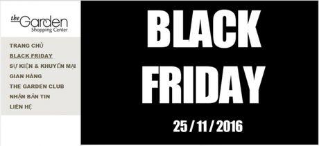 Black Friday o Ha Noi: Nhung dia chi mua sam hap dan - Anh 2