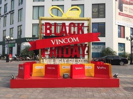 Black Friday o Ha Noi: Nhung dia chi mua sam hap dan - Anh 4