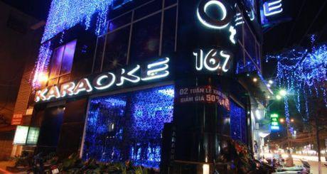 Ha Noi tong kiem tra cac co so kinh doanh karaoke, bar, vu truong - Anh 1