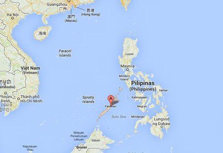 Philippines se xay dung ben cang tren quan dao Truong Sa - Anh 1