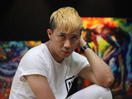 Tran Thanh dong phim, vao vai nang ky - Anh 1