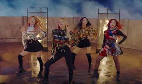 Blackpink - Nhom nhac K-pop nu dau tien lot vao BXH Billboard Canadian Hot 100 - Anh 1