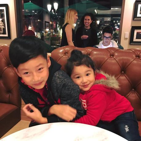 Sang My sinh con, Jennifer Pham tu thuong xe hop cho minh - Anh 3