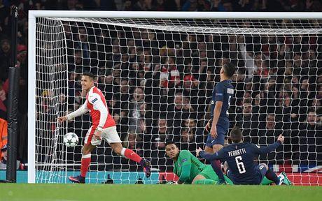 Toan canh tran cau kich tinh giua Arsenal voi PSG - Anh 10