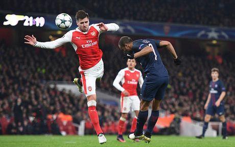 Toan canh tran cau kich tinh giua Arsenal voi PSG - Anh 11