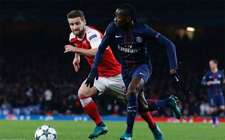 Toan canh tran cau kich tinh giua Arsenal voi PSG - Anh 1