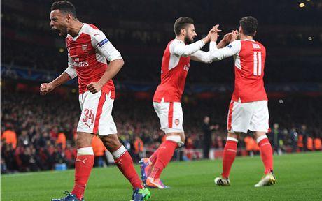 Toan canh tran cau kich tinh giua Arsenal voi PSG - Anh 7
