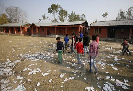 Anh keu goi Pakistan va An Do tim giai phap cho van de Kashmir - Anh 1