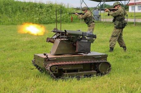 Nga so bo binh tan cong S-400 tai Kaliningrad - Anh 1