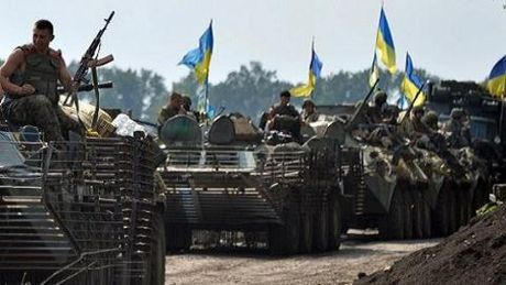 Ukraine dua tieu doan tieu phat sang Syria chien dau cho My? - Anh 1