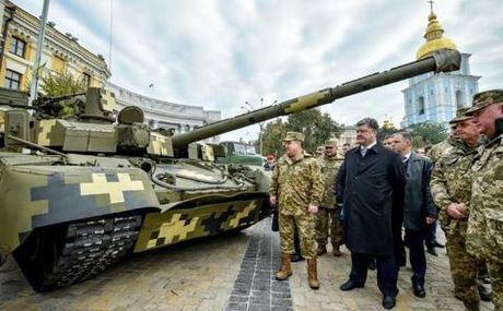 Ukraine dua tieu doan tieu phat sang Syria chien dau cho My? - Anh 2