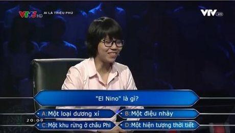 Co gai khong biet El Nino la gi: VTV cung sai - Anh 1