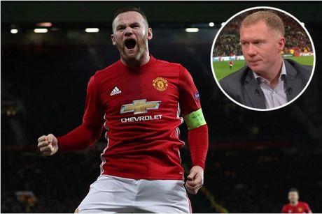 Rooney xo do ky luc cua Ruud van Nistelrooy - Anh 1