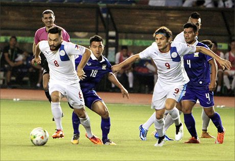 Nhan dinh, du doan ket qua Philippines vs Thai Lan (19h) - Anh 1